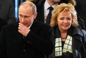 مهریه همسر پوتین چقدر است؟ + عکس