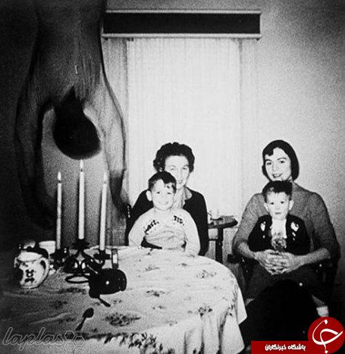 ترسناکترین تصاویری که به صورت اتفاقی ثبت شده اند!