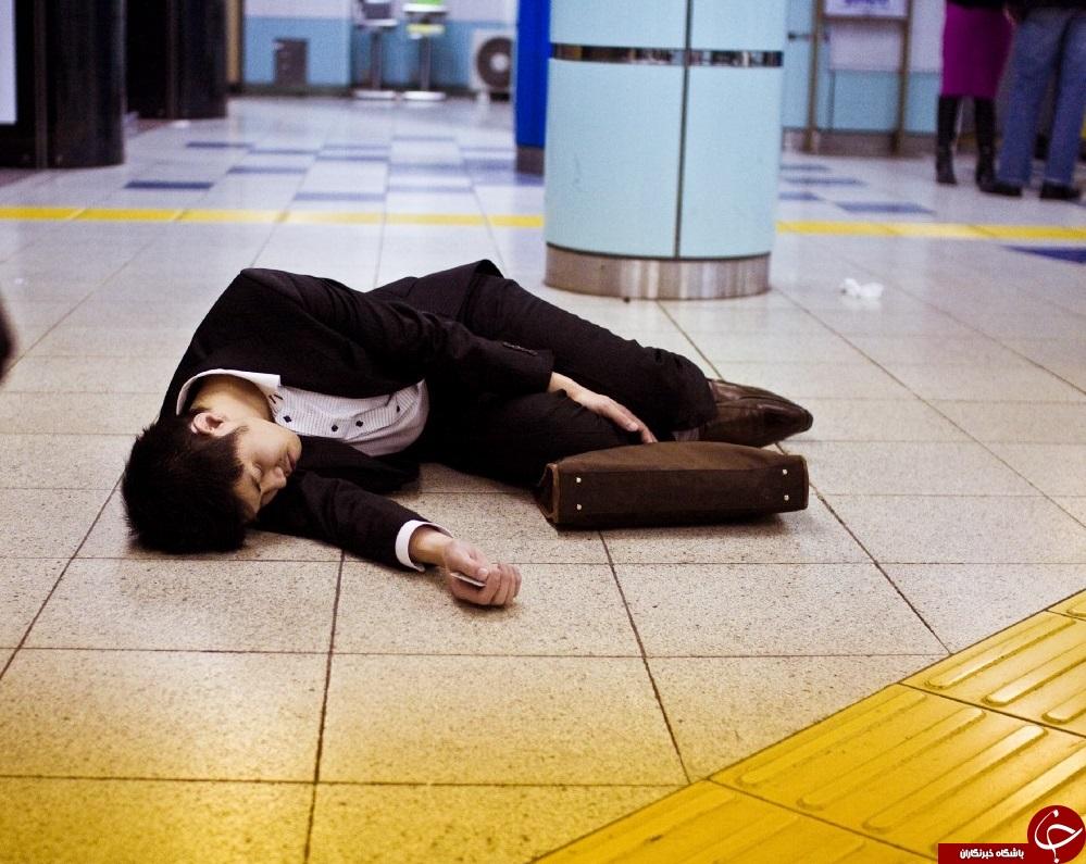 هاراگیری: یک چهارم ژاپنیها خودکشی میکنند+تصاویر و آمار