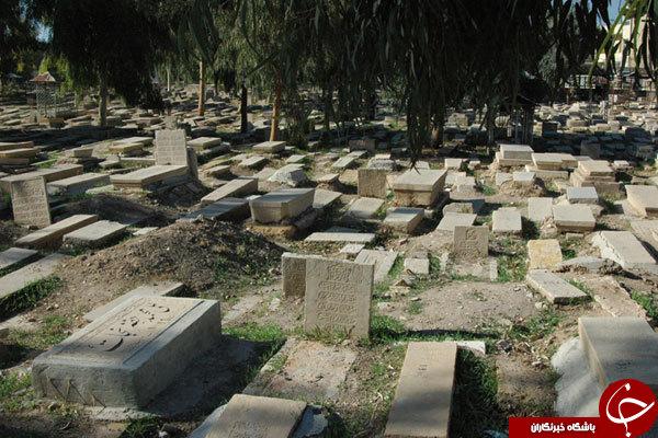 عجیب ترین و ترسناک ترین گورستان های ایران