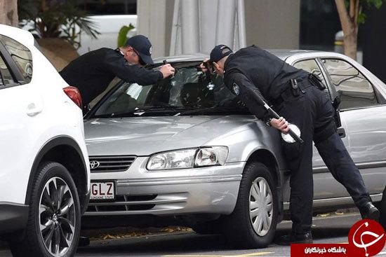 عجیب ترین سرقت های بانکی دنیا توسط یک مامور پلیس!+ تصاویر