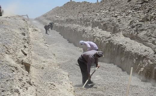 طرح ۴۶ هزار هکتاری دشت سیستان