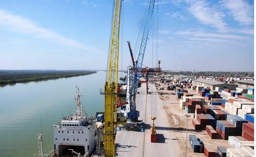 بندرچابهار یکی از بنادر مهم ایران در جنوب کشور /بندری مطمئن برای ترانزیت، صادرات، واردات و ترانشیپ بیش از ۸۰ میلیون تن کالا