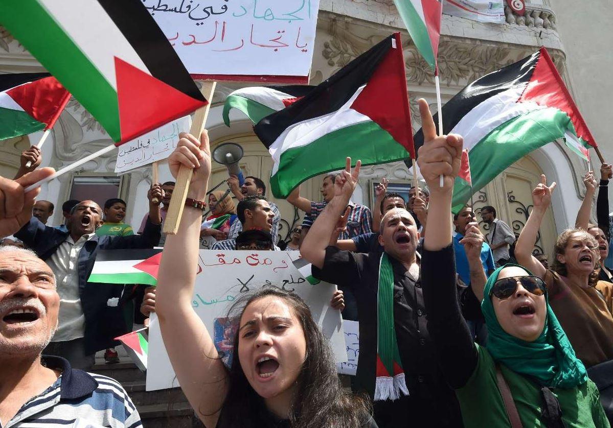 Bildergebnis für تظاهرات فلسطینیها در نوار غزه