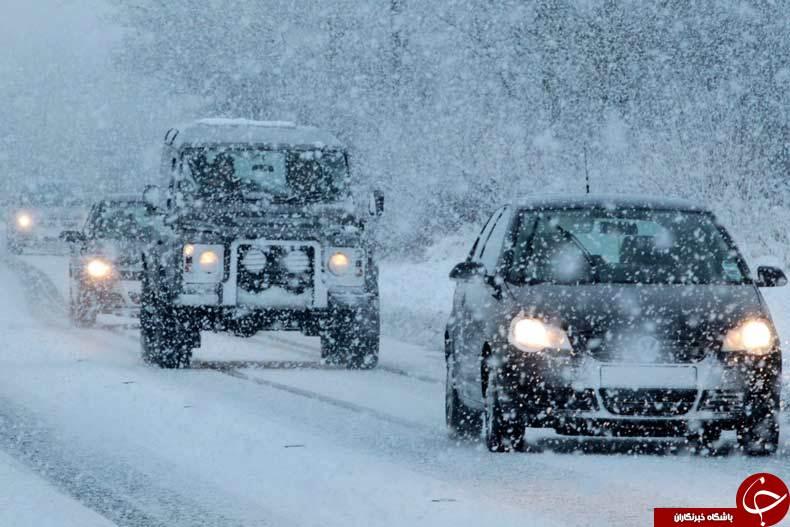 توصيه های ایمنی و سلامتی برای روزهای برفی و یخ زده