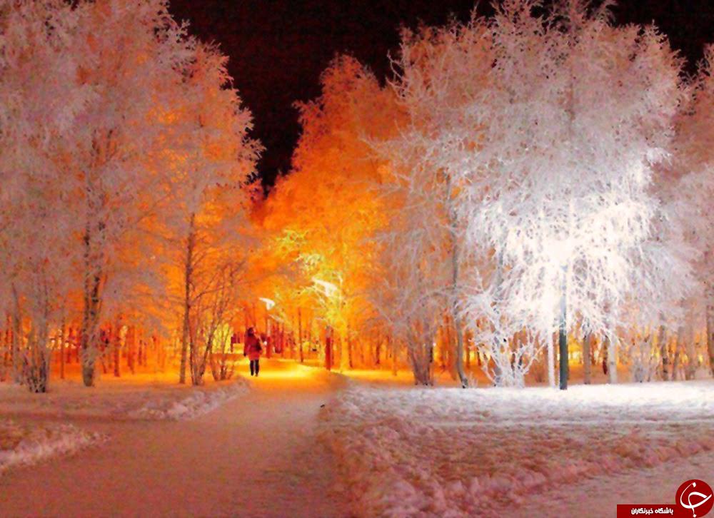 رازهایی حیرت انگیز درباره برف که شاید ندانید+تصاویر