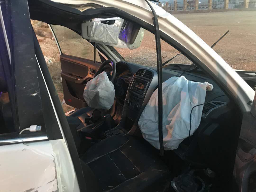 سانحه رانندگی مهدی قائدی را راهی بیمارستان کرد