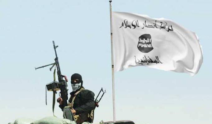 آغاز فعالیت گروه تروریستی «پرچم سفیدها» پس از عقب نشینی داعش