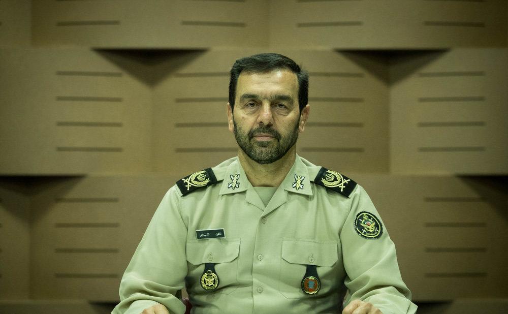 تشریح آخرین وضعیت ناوشکن دماوند از زبان سخنگوی ارتش