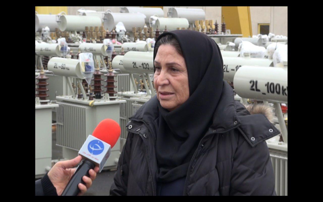 استان زنجان،پیشرو در صنعت برق کشور