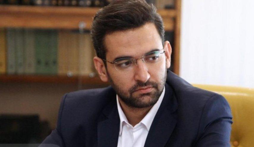 توضیحات وزیر ارتباطات درباره اخ