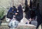 باشگاه خبرنگاران -پخت غذا برای امدادگران حادثه هواپیما توسط زنان سیسختی