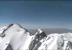 نخستین فیلم از لاشه هواپیمای تهران – یاسوج