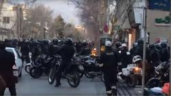واکنش کاربران به اغتشاشات شب گذشته دراویش در خیابان پاسداران