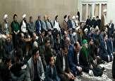 باشگاه خبرنگاران - برگزاری مراسم عزاداری حضرت فاطمه زهرا (س) در دفتر شهید محراب