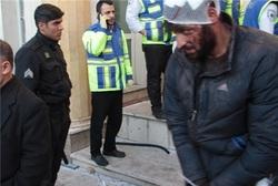 نخستین تصاویر از دراویش داعشی دستگیر شده در خیابان پاسداران