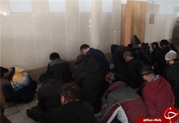 تصاویری از دراویش داعشی که در پاسداران جولان می دادند