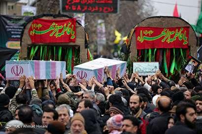 باشگاه خبرنگاران -اجتماع عظیم فاطمیون و تشییع شهدای گمنام و مدافع حرم در مشهد