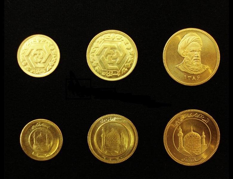 سکه افزایش قیمت داشت/ دلار چهار هزار و 469تومان