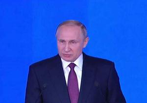 پوتین: روسیه یکی از قدرتهای جهان با استعدادهای دفاعی بالقوه عظیم است