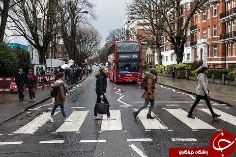 نگاهی به مشهورترین خیابانهای جهان +تصاویر