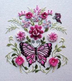 تصاویر بینظیری که شما را به هنر گلدوزی علاقهمند میکند