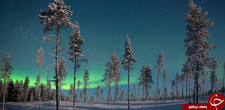 بهترین مکان های دنیا برای تماشای شفق قطبی کجاست؟ +تصاویر