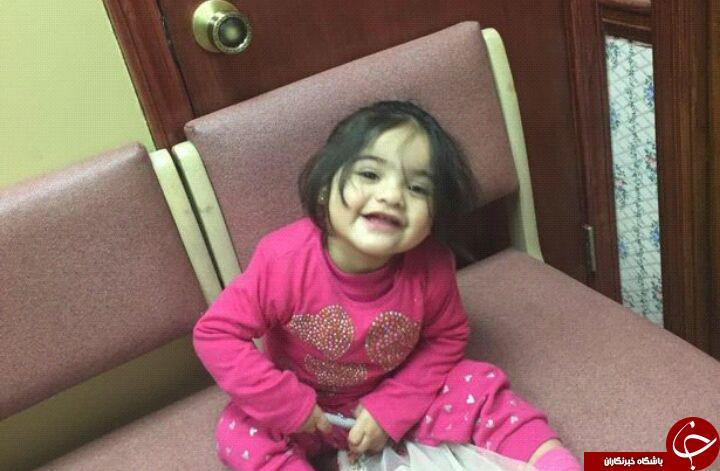 سقوط آینه قدی، جان دختر خردسال را گرفت + تصاویر
