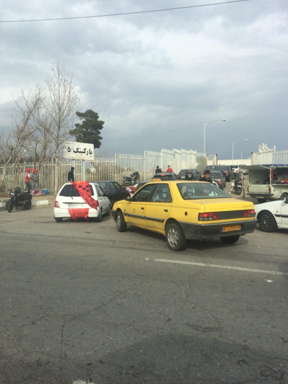 گزارش لحظه به لحظه دیدار پرسپولیس - الوصل امارات