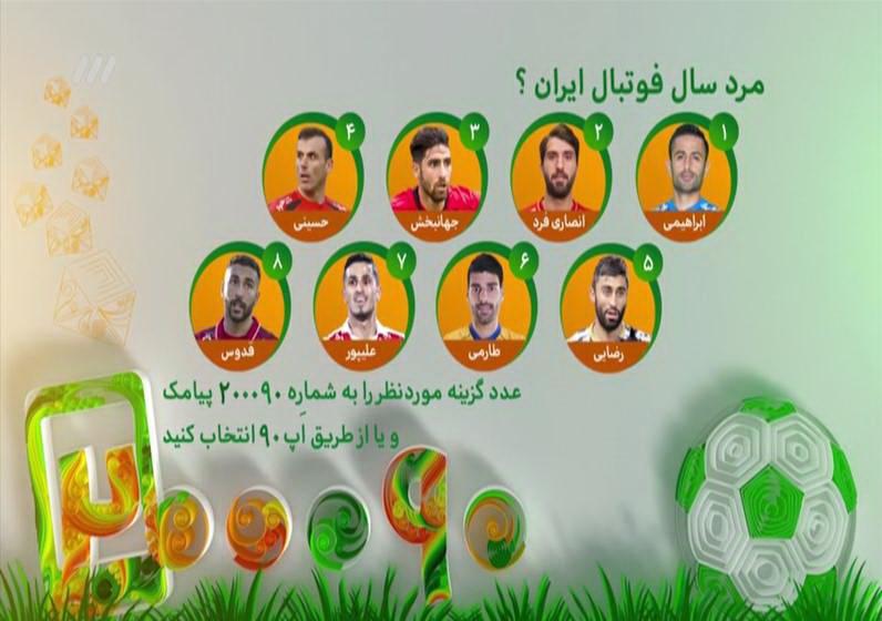 برنامه نود ۱۴ اسفند ۹۶؛ پرونده یک قتل عجیب فوتبالی/ مرد سال فوتبال ایران مشخص شد + تصاویر