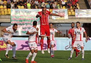 خلاصه و حواشی بازی تیمهای پدیده مشهد و سپید رود +فیلم