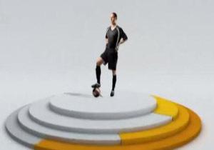 ترینهای هفته بیست و پنجم لیگ برتر در برنامه 90 +فیلم