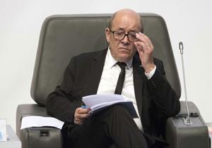 روسیاالیوم: لو دریان دست خالی تهران را به مقصد پاریس ترک کرد