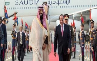 زد و بند السیسی با بن سلمان