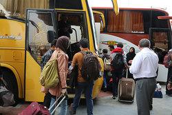 باشگاه خبرنگاران -۱۴ هزار و ۵۰۰ اتوبوس؛ مسافران نوروزی را جابهجا میکنند