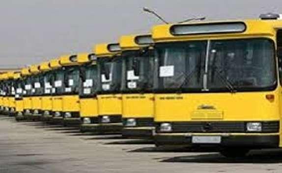 باشگاه خبرنگاران -آمادگی ناوگان اتوبوسرانی سنندج برای خدماتدهی به شهروندان در روزهای پایانی سال