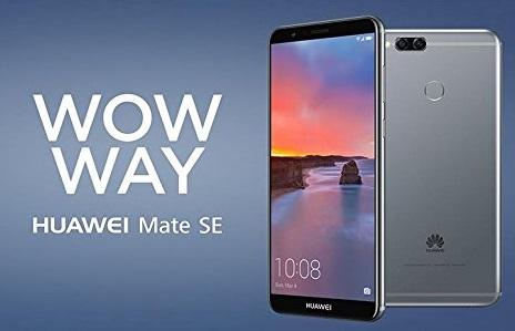 گوشی Mate SE هواوی نسخه ارتقاء یافته Honor 7X  +تصاویر