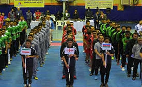 باشگاه خبرنگاران -برگزاری اختتامیه مسابقات ورزشی مدارس ناحیه ۲ سنندج