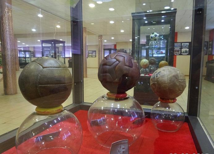 نخستین موزه تخصصی فوتبال در ایران کجاست؟