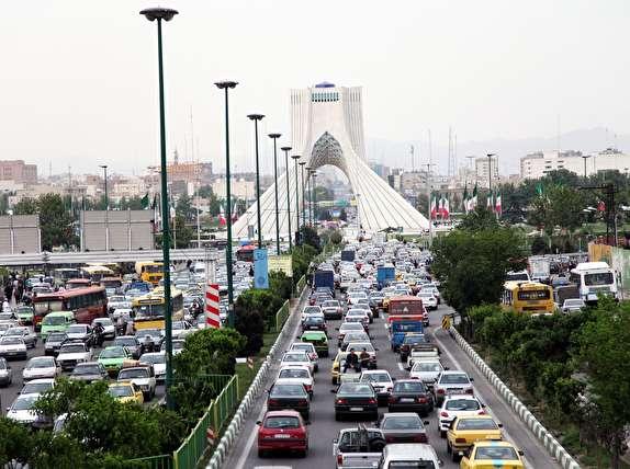 کنترل هوشمند ترافیک  در تهران آرزوی دست یافنتی؟!