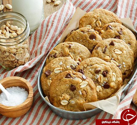 ضیافت شیرینیهای خانگی نوروز