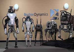 منتشر شود//عجیبترین رباتهایی که تاکنون دیدهاید + فیلم(ویژه عید)