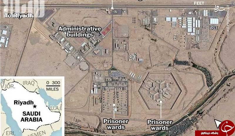از گوانتاناموی آلسعود چه میدانید؟/سرنوشت شوم مخالفان «بن سلمان» در مخوفترین زندان خاورمیانه +تصاویر