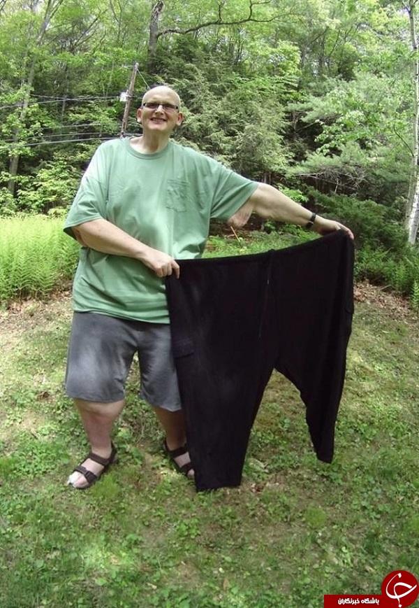 خواستگاری خانم جوان از چاقترین مرد جهان در ملاء عام  + تصاویر