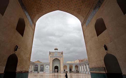 مسجد جامع کرمان شاهکاری جهانی