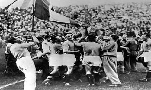 قهرمانی ایتالیا در سیاسیترین جام جهانی