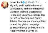 باشگاه خبرنگاران -زنان بیشترین صلاحیت را برای رهبری پویش جهانی علیه خشونت و افراطگرایی دارند