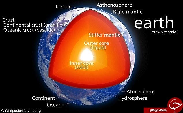 کشف الماسی که مواد تشکیلدهنده آن روی زمین وجود ندارد عکس