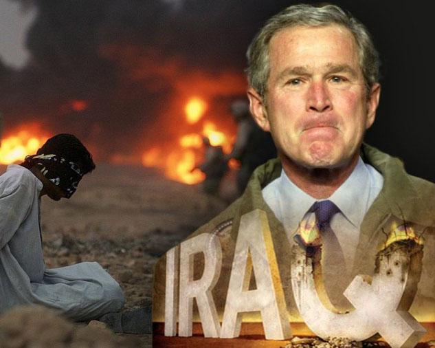 تسویه حساب درون حزبی جمهوری خواهان با انتقاد ترامپ از بوش به بهانه جنگ عراق