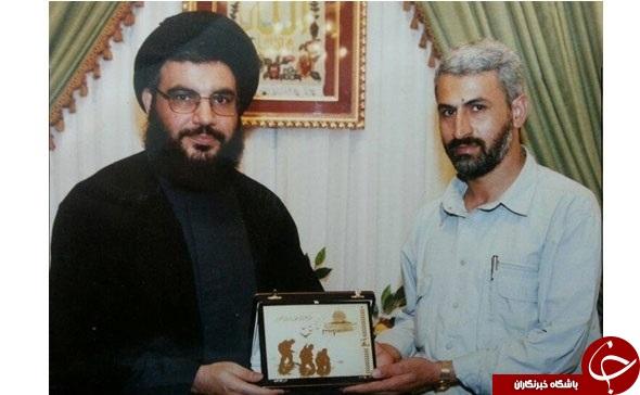 سید حسن نصرالله نام کدام فرمانده ایرانی را تغییر داد؟ + عکس